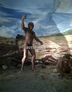 patung manusia purba