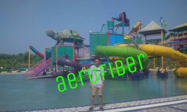 Wahana Adventure Waterboom Teenager